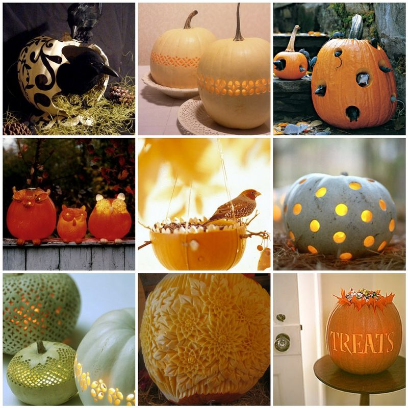 Halloween Pumpkin Inspiration
